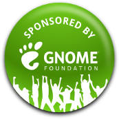 Sponsored by GNOME Foundation